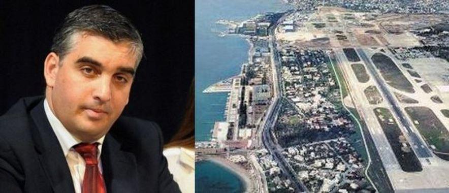 Μαίνεται για τα καλά ο «πόλεμος» Αλίμου –Γλυφάδας με το δήμο Ελληνικού για το πρώην αεροδρόμιο