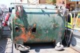 Κλέβουν και τους μεταλλικούς κάδους απορριμμάτων στο Κιλκίς