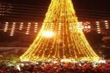 « Όλη» η Αθήνα θα στολιστεί φέτος τα Χριστούγεννα .Που για πρώτη φορά