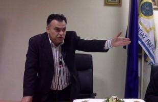 Φ. Αλεξόπουλος: Το  «έργο σας»  τελειώνει στις 19 Μαΐου