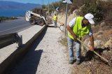 Γίνεται πιο ασφαλής η Εθνική Οδός Ελασσόνα – Δεσκάτη