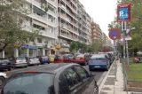 Θα σαρώνουν το κέντρο της Θεσσαλονίκης οι γερανοί της Τροχαίας