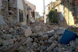 """"""" Ψίχουλα» αποζημιώσεις από την ΕΕ για τον καταστροφικό σεισμό της Λέσβου"""