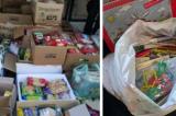 Τρόφιμα και είδη πρώτης ανάγκης σε 3.000 πολίτες της Χαλκιδικής από την Περιφέρεια Κεντρικής Μακεδονίας