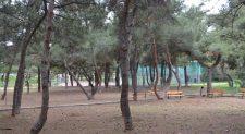 Πάρκο σκύλων στη Καισαριανή