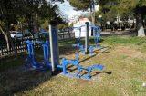 Κι  άλλα όργανα  άθλησης ενηλίκων σε υπαίθριους χώρους του Δήμου Αμαρουσίου
