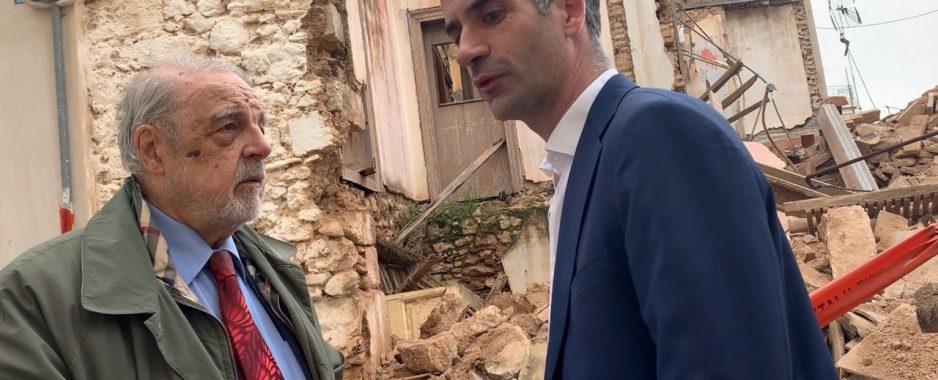1400 τα επικίνδυνα κτίρια της Αθήνας και είναι « αχαρτογράφητα»