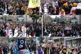 Χιλιάδες στο Καρναβάλι της  Αγ.Παρασκευής