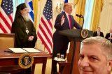 Στο Λευκό Οίκο  με Τραμπ ο Πατούλης για την 25 η Μαρτίου