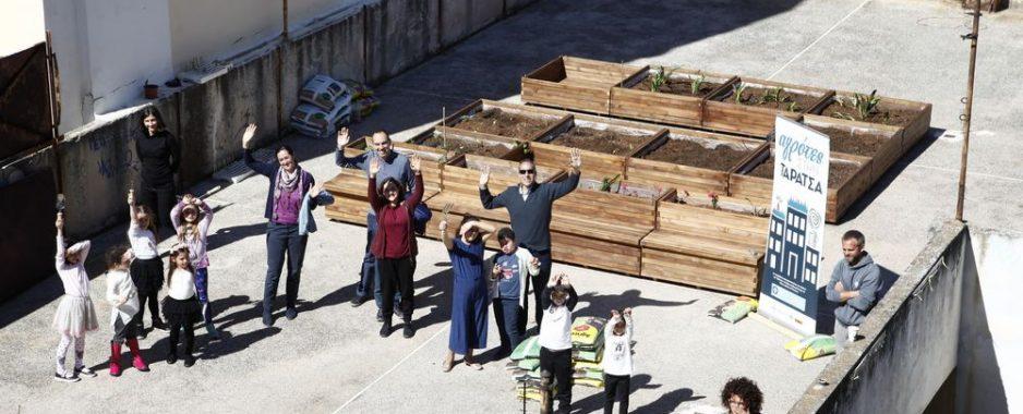 Χρηματοδοτεί  πολίτες και φορείς ο δήμος Αθηναίων για αναβάθμιση κτιρίων