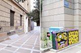 20 στρ στο κέντρο της Αθήνας θα καθαριστούν από μουτζούρες- γκράφιτι . Ήδη καθαρίστηκαν άλλα 8.300 τμ