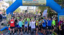 Εκατοντάδες δρομείς στο «Σπύρος Λούης-Olympians Run International» του Αμαρουσίου