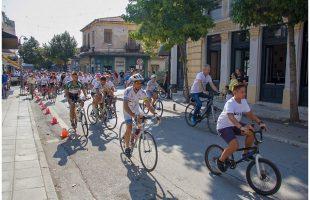 Καρδίτσα ,πόλη του ποδηλάτου