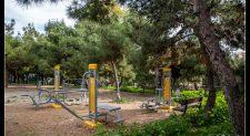 7 υπαίθρια γυμναστήρια  σε Νίκαια και Ρέντη