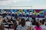 Εντυπωσίασαν οι μαθητές του Π. Φαλήρου στο φεστιβάλ τους