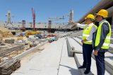 Προτεραιότητα Πατούλη η ολοκλήρωση της κατασκευής του γηπέδου της ΑΕΚ