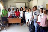 Εμβολιασμός και παιδιατρική εξέταση σε παιδιά Ρομά στα Τρίκαλα