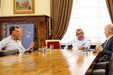 Με κοινούς στόχους και στενή συνεργασία ο Χατζημάρκος και  οι νεοκλεγέντες δήμαρχοι  Ρόδου -Κω