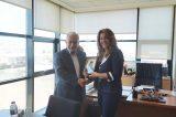 Ενημερώθηκε η  επικεφαλής του γραφείου πρωθυπουργού στη Θεσσαλονίκη για τα θέματα  των Δήμων Κεντρικής Μακεδονίας