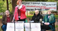Ζητούν να μη δοθούν γραφεία στη δημοτική παράταξη της ΧΑ στην Αθήνα