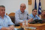 Με τον Μπαριτάκη πρόεδρο το νέο Περιφερειακό Συμβούλιο Κρήτης