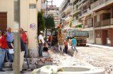 Συνεχίζονται με εντατικούς ρυθμούς τα έργα του Δήμου Λαρισαίων