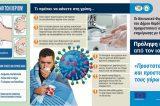 Ενημερωτική εκστρατεία  στην Καρδίτσα για τον ιό της γρίπης