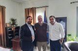 Ανέλαβε παρεμβάσεις στην κυβέρνηση για έργα στην Αίγινα, ο Κατσαφάδος