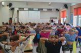 Θεραπευτική γυμναστική για άτομα της τρίτης ηλικίας στην Καλλιθέα