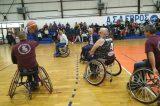 Αγώνας καλαθοσφαίρισης με αμαξίδια στο Σουφλί
