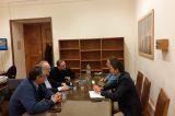 Συνάντηση Δημάρχων Θράκης με ΜέΡΑ25 ενάντια στην εξόρυξη Χρυσού στην περιοχή