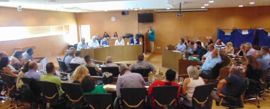 """Στη  Βουλή η πρωτοφανής αντιδημοκρατική μεθόδευση   διοίκησης Χουρσαλά και παράταξης Κασιμάτη για τον ΠΕΔΥΔΑΠ. Θα την """" επιβραβεύσουν"""" οι δήμοι ;"""