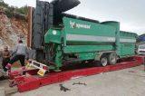 Λειοτεμαχιστής  και άλλα  μηχανήματα εγκαταστάθηκαν στο δήμο Καλαμάτας