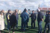 Με χρηματοδότηση της Περιφέρειας η επισκευή των ζημιών στο γήπεδο του Ηροδότου
