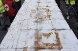 Βασιλόπιτα «γίγας»  με …200 φλουριά στο Περιστέρι