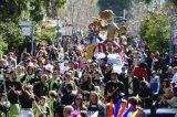 Αποκριάτικη παρέλαση και Κούλουμα στην Αγ. Παρασκευή