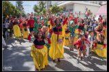 Μεγάλο καρναβάλι με άρματα και χιλιάδες καρναβαλιστές στη Νίκαια