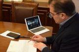 Πρωτοπορεί η Καλαμάτα με …τηλεδιασκέψεις συνεδριάσεων Δημοτικού Συμβουλίου