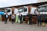 Και στον Πειραιά ανακύκλωση βιοαποβλήτων με 5 απορριμματοφόρα και 600 καφέ κάδους