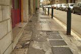 Πρόγραμμα « μαμούθ» ανακατασκευής των πεζοδρομίων της Αθήνας