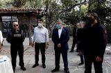 Ο λόφος Φινοπούλου θα γίνει «υποδειγματικός πνεύμονας πρασίνου» υποσχέθηκε ο Πατούλης