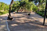 Παραδίδεται τμηματικά  το Πάρκου Γεωργιάδη, στο Ηράκλειο