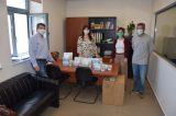 Προσέφεραν 1.000 χειρουργικές μάσκες στο Δήμο Καλαμάτας