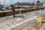 Καθάρισε το  παραλιακό μέτωπο της Ζέας ο δήμος Πειραιά