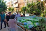 Επιβραβεύει έμπρακτα όσους συμμετέχουν στην ανακύκλωση βιοαποβλήτων, το Περιστέρι