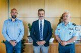 Στήριξη της Τροχαίας στα σχέδια του Δήμου Θεσσαλονίκης για τους ποδηλατόδρομους