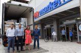 Μεγάλη βοήθεια σε τρόφιμα στο Δήμο Καρδίτσας από τα  My Market