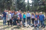 Εθελοντές καθάρισαν το Άλσος Συκεών