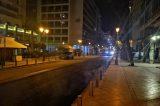 Μέρα – νύχτα οι ασφαλτοστρώσεις σε δρόμους της Αθήνας 94 οδικοί άξονες σε 7 μήνες