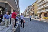 Με εντατικούς ρυθμούς το πρόγραμμα ασφαλτοστρώσεων του Δήμου Θεσσαλονίκης
